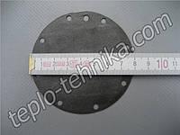 Мембрана для водяного редуктора отечественной газовой колонки ВПГ-18, ВПГ-23.