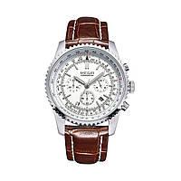 Часы Megir White/Brown MG2007 (ML2007GBN-7)