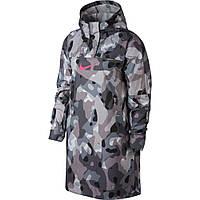 Куртка женская Nike Wmns NSW Swoosh Jacket Camo 932053-010 Камо