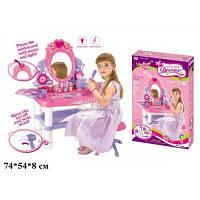 Туалетный столик с набором для девочки
