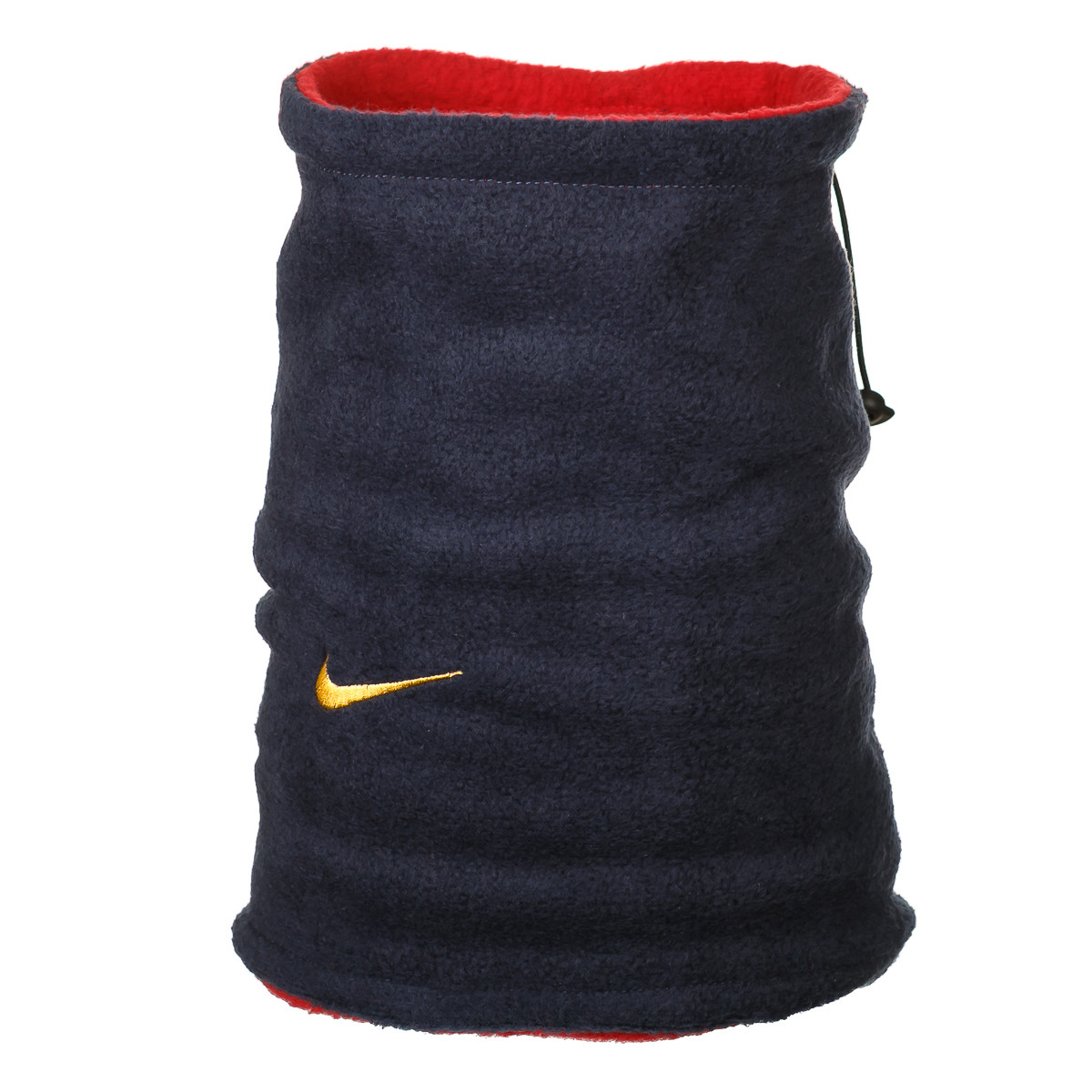 Двусторонний горловик (утепленный) Nike т. сине - красный