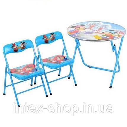 Детский столик складной DT 22-13 S2, фото 2