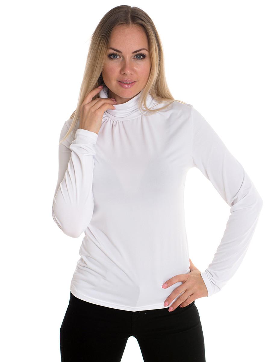 Гольф женский Irvik VV31 белый