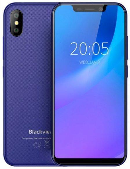 Смартфон Blackview A30 2/16Gb Blue Гарантия 3 месяца