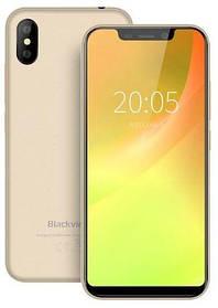 Смартфон Blackview A30 2/16Gb Gold Гарантия 3 месяца