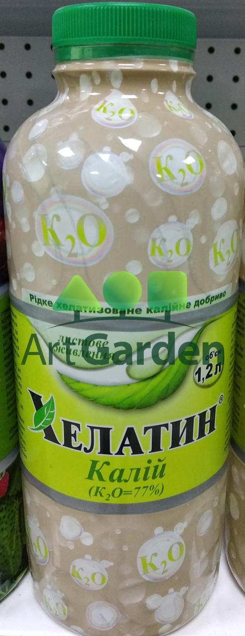 Хелатин Калій 1,2 л