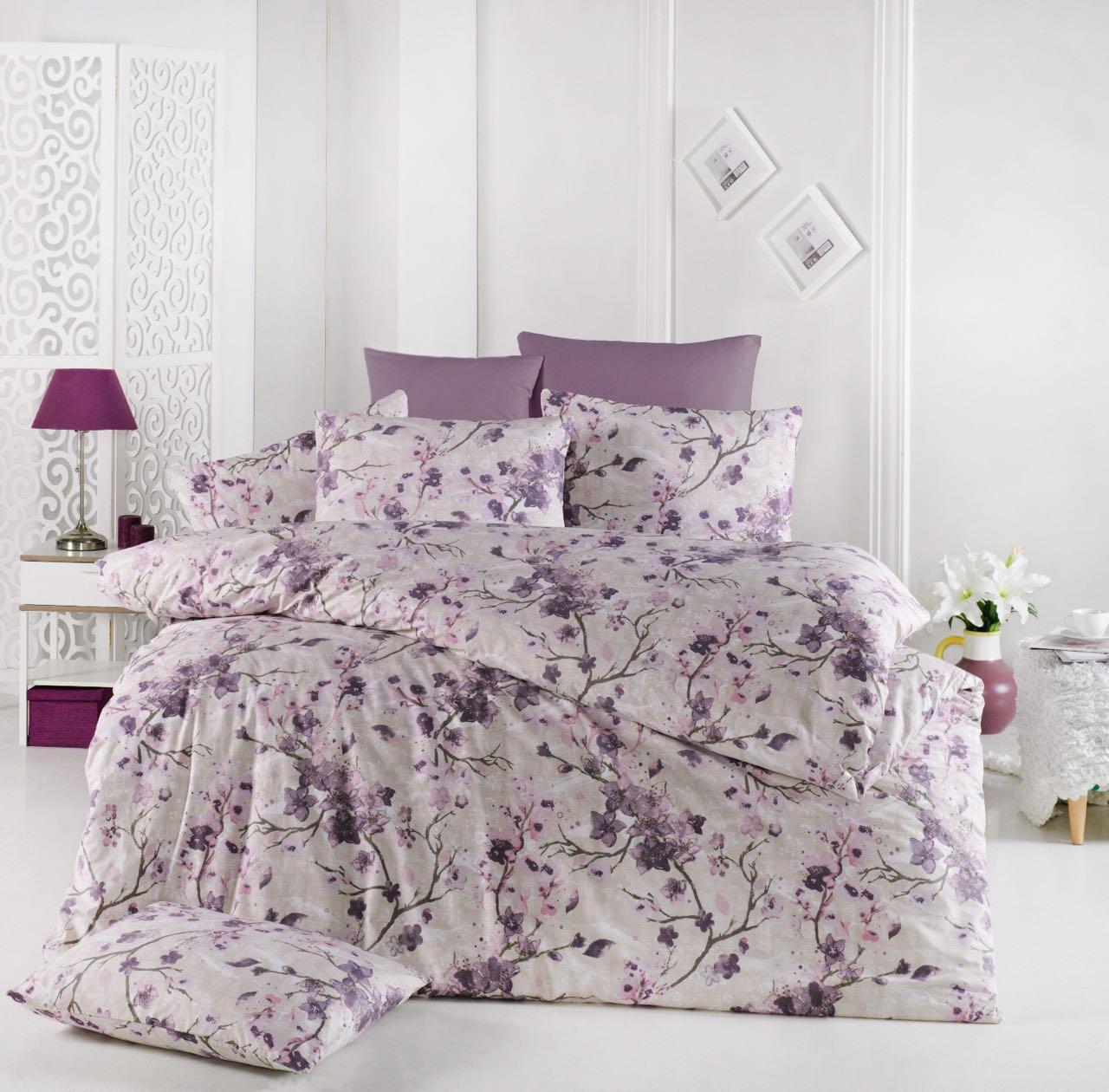 Ткань для постельного белья поплин №34-09