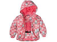 Куртка для девочки Lupilu матрешки р.98/104
