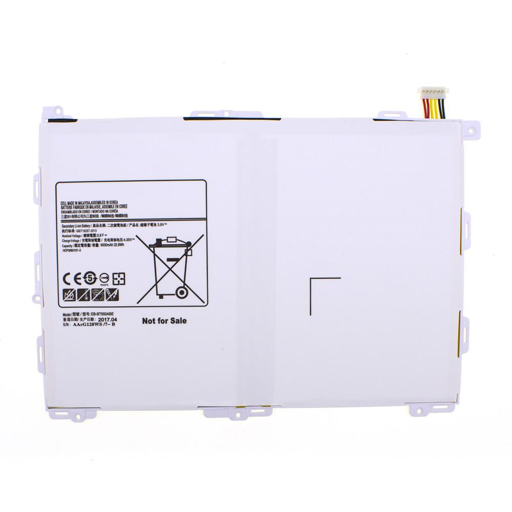 Аккумулятор EB-BT550ABE 6000mAh к  Samsung  GALAXY TAB A 9.7 T550, T555