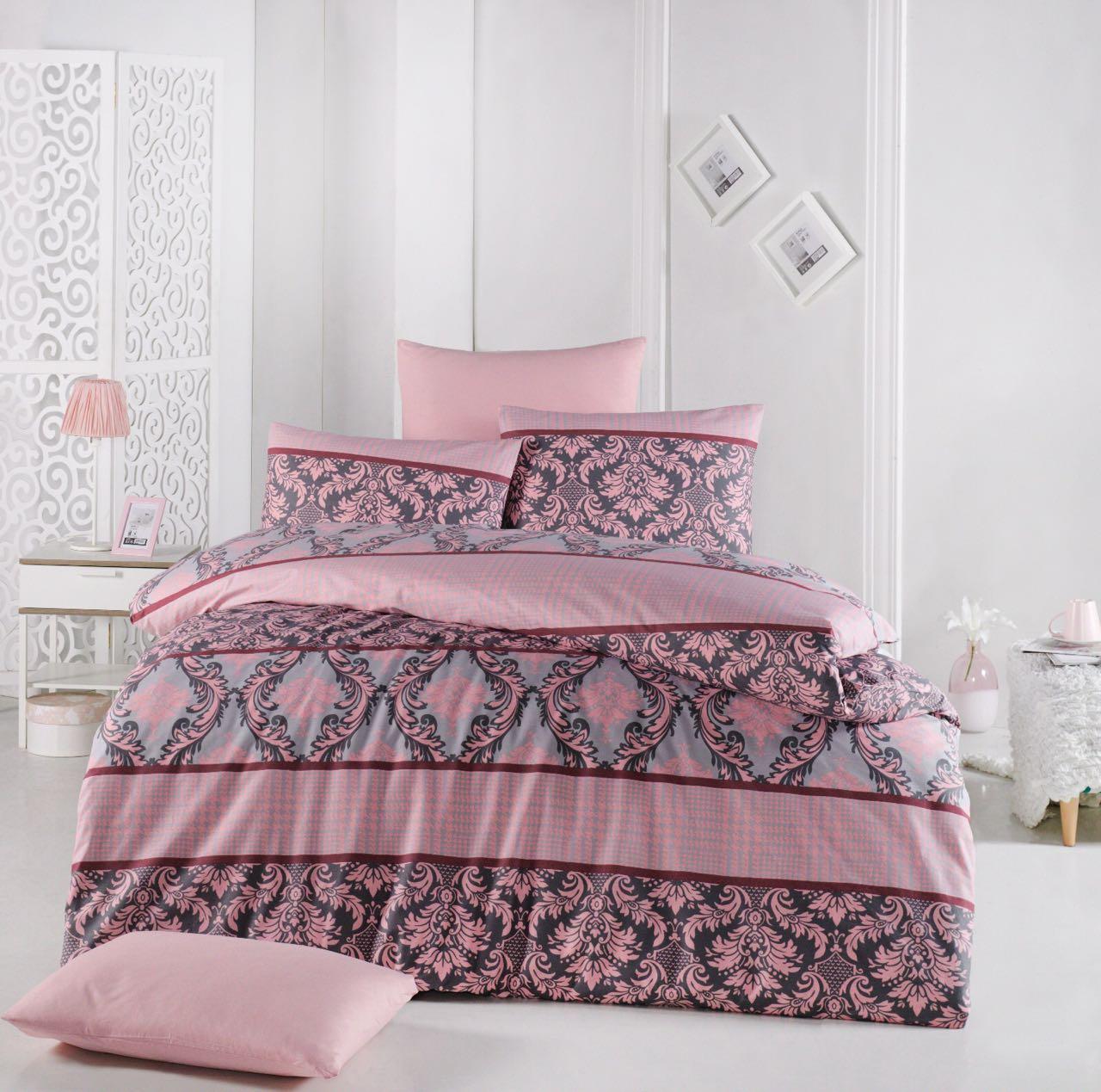 Ткань для постельного белья поплин №34-12