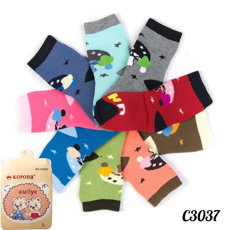Носки детские махровые Корона C3037