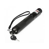 Лазерная указка Laser 303 GreenLaser 1000мВт Черный (44323)