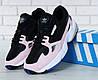 Женские кроссовки Adidas Falcon Black-Rose