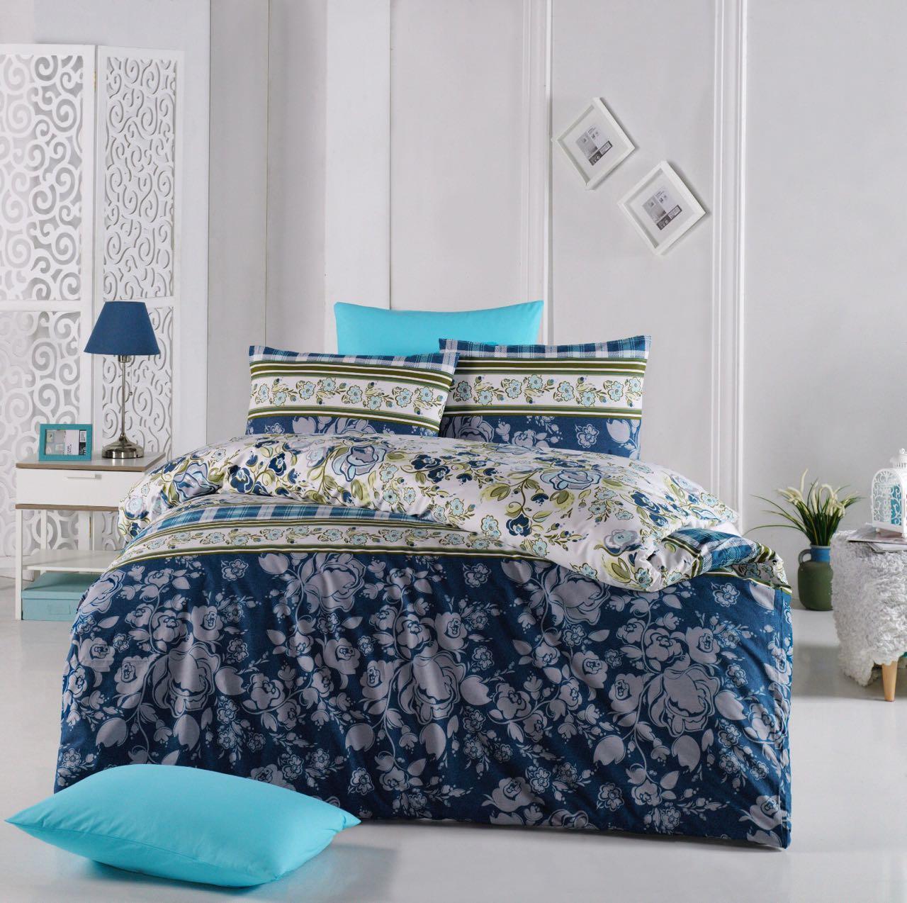 Ткань для постельного белья поплин №34-13
