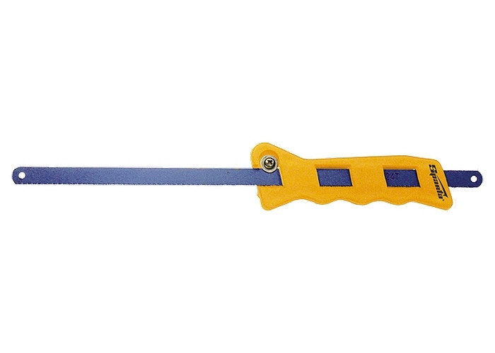 Ножівка по металу, 250 мм, пластмасова ручка// SPARTA