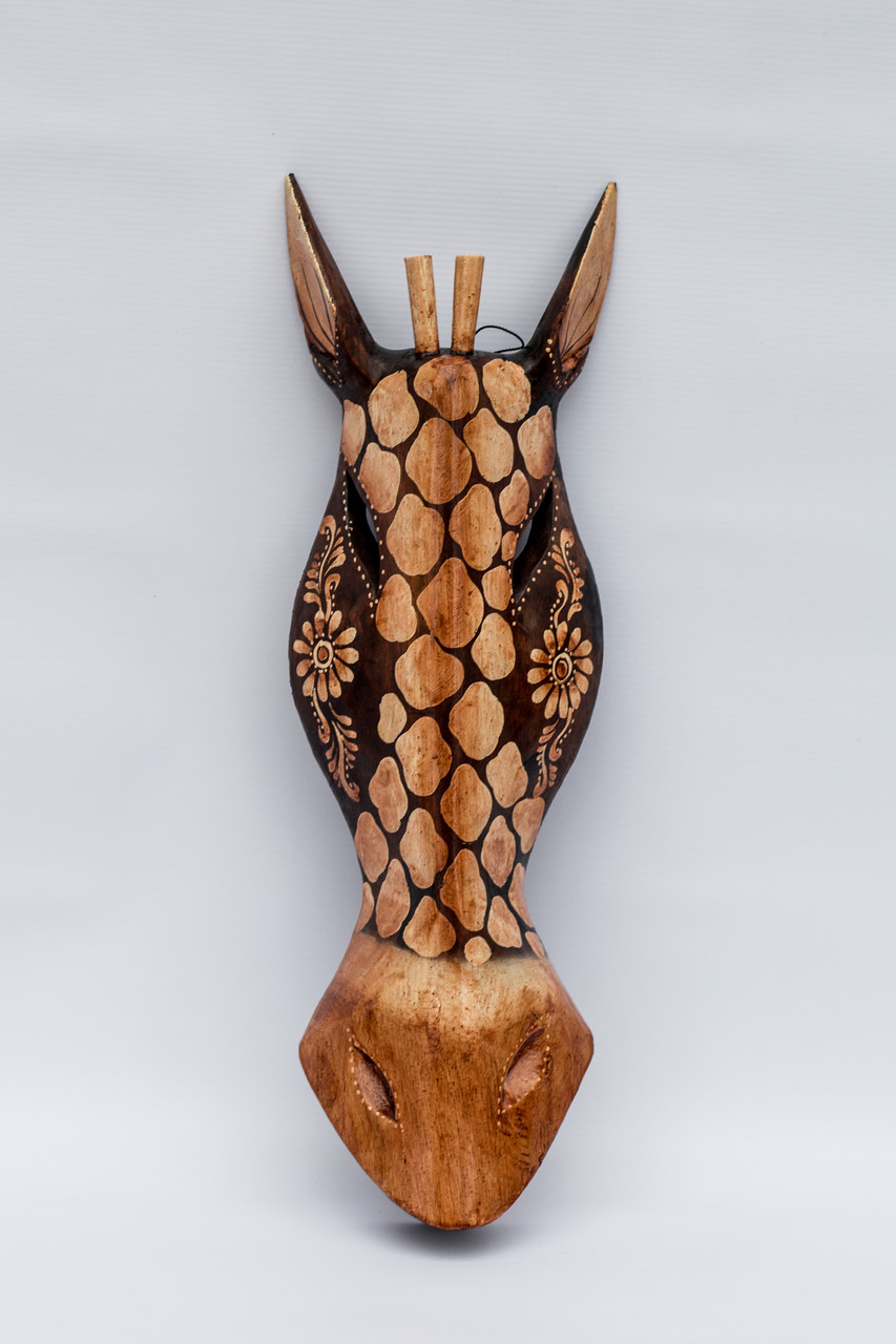 Маска -жираф 50 СМ