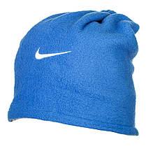 Двусторонний горловик (утепленный) Nike электрик-белый, фото 3