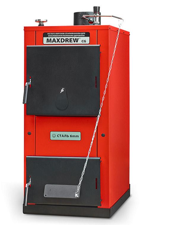 Твердотопливный котел Ракочи Максдрев 16 кВт.