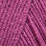 YarnArt Elite - 849 темно розовый