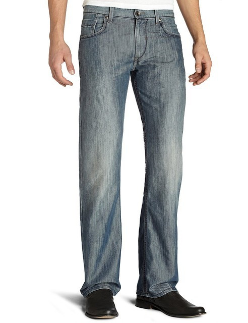 Джинсы  Levis Silver Tab vipe out