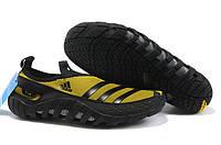 Летние кроссовки мужские Adidas Jawpaw 2 yellow