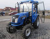 Трактор DongFeng 404DHLC (40 л.с.  4х4  ГУР  кабина с 86f4b2b12be5e