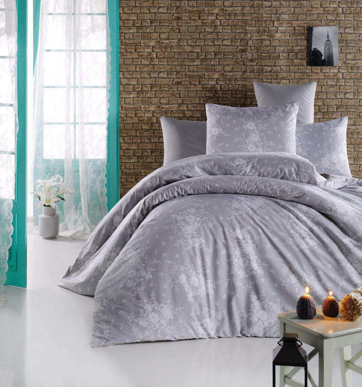 Ткань для постельного белья поплин №34-15