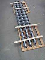 Винт шнека в сборе D150, D200, D250, D300