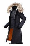 Зимняя женская куртка аляска парка Airboss N-7B Eileen, фото 3