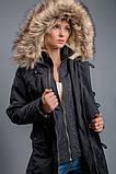 Зимняя женская куртка аляска парка Airboss N-7B Eileen, фото 4