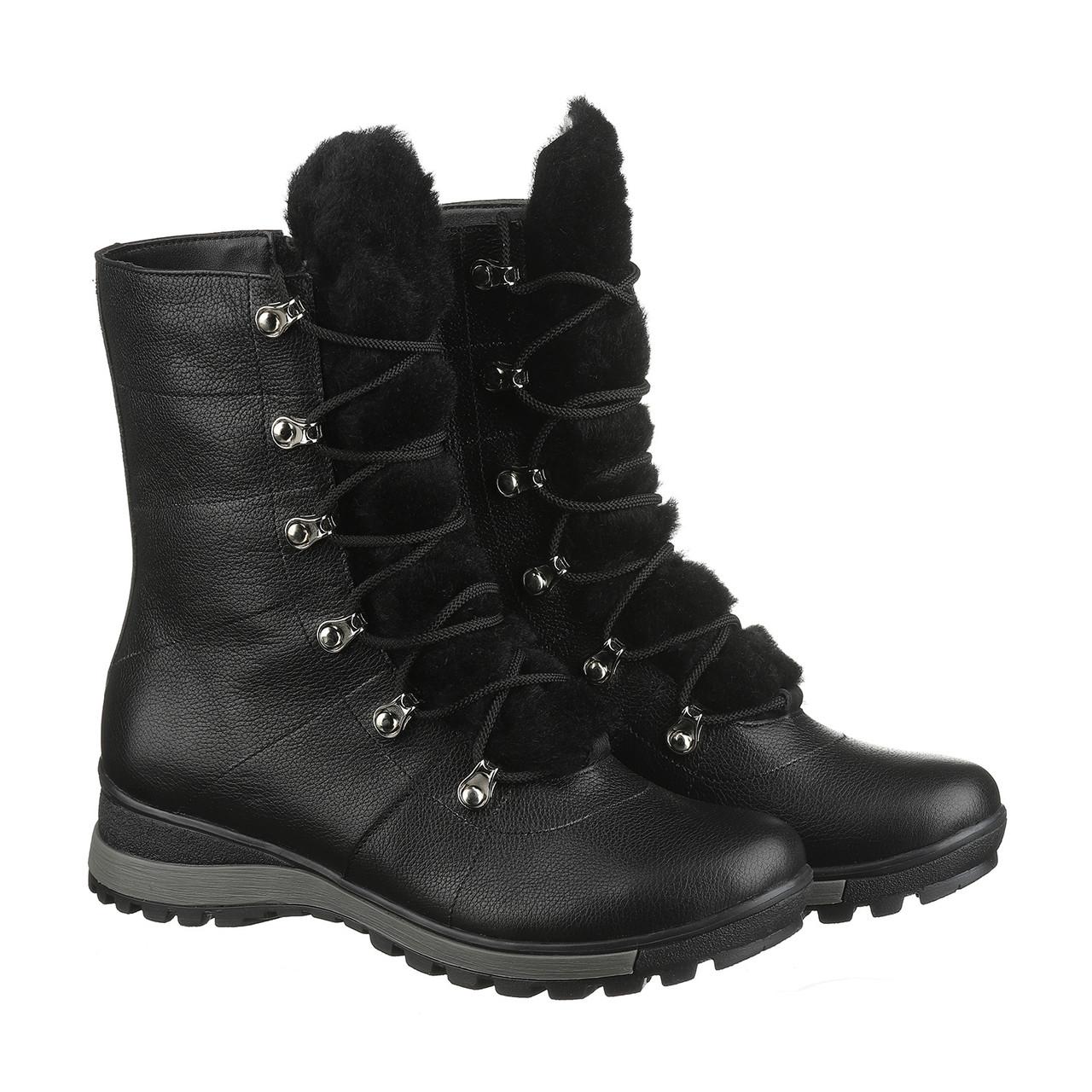 VM-Villomi Зимние ботинки с мехом на языке