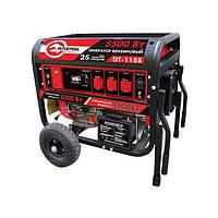 Генератор бензиновый макс. мощн. 6 кВт., ном. 5,5 кВт., 13 л.с., 4-х тактный, DT-1155