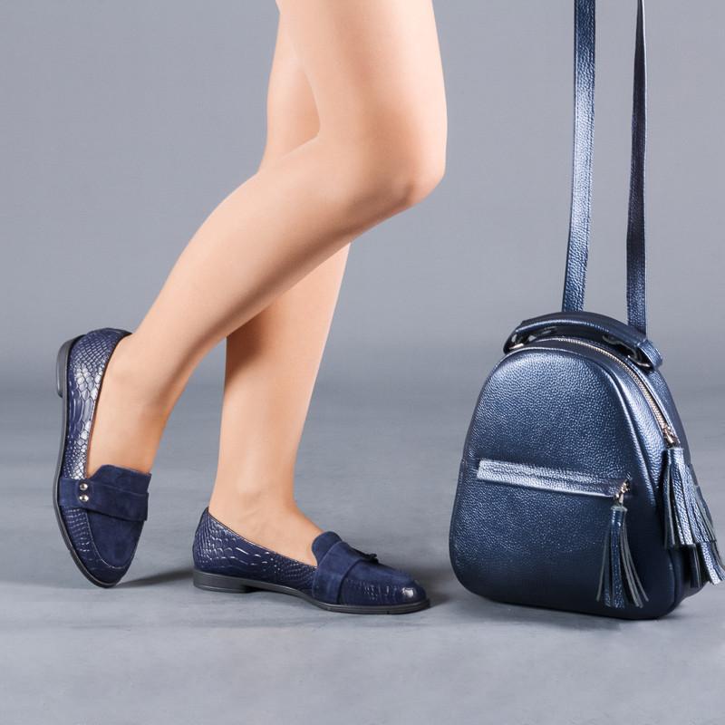 Рюкзак кожаный женский. цвет кожи можно любой. Производитель Украина