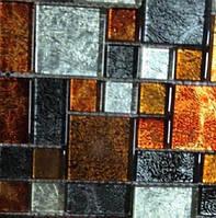 Декоративна мозаїка для ванної Vivacer RM01 суміш кольорів, фото 1