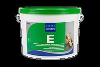 Kiilto E  -   Готовая к использованию сверхтонкая штукатурная  (4,8 кг и 16 кг)