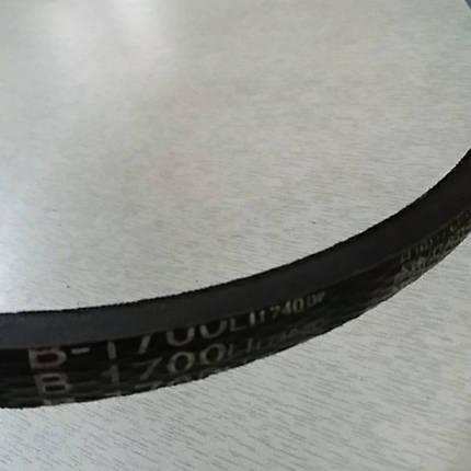 Ремень В-1700Li (1740Lw), фото 2