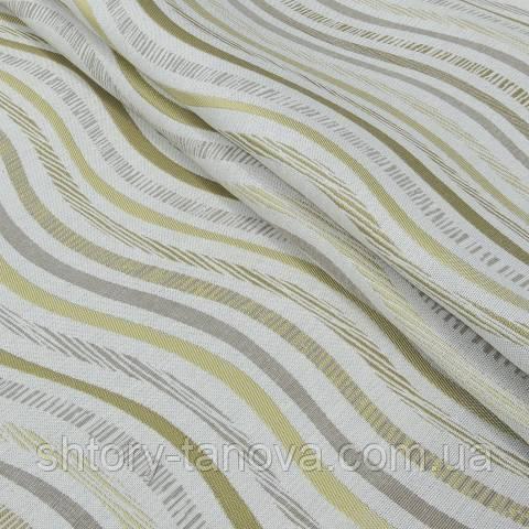Жаккард, хвиля жовтий