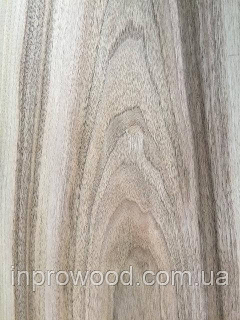 Шпон Горіховий 2,5 мм, Ламель Горіх
