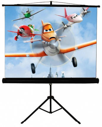 Экран для проектора Walfix SNT-1 145 х 110 см, фото 2