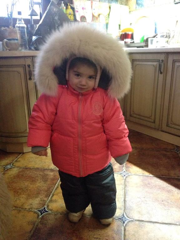 Зимний костюм двойка! кобинезон + куртка! от 1 до 5 лет
