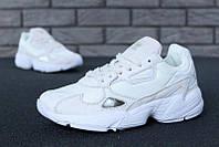 Женские кроссовки Adidas Falcon White, фото 1