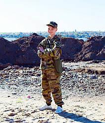 Детский камуфляж костюм для мальчиков Лесоход цвет A-Tacs LT