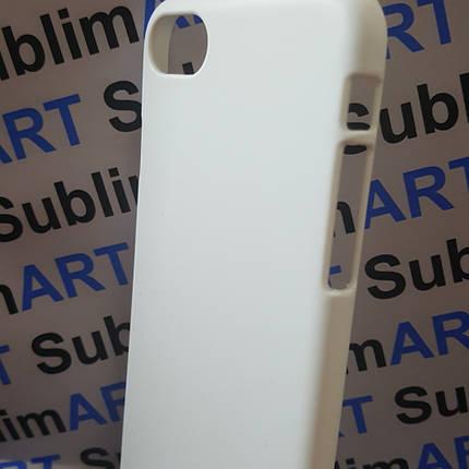 Чехол для 3D сублимационной печати на Iphone 7/8 матовый (с перегородки), фото 2
