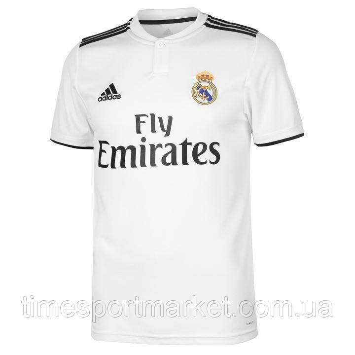 Футбольная форма Реал Мадрид домашний 2018-2019 (Реплика)