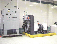 Установки дезинфекции воды OXI-10 CM и 20 CM