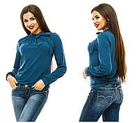 Гольф женский кашемир 361 (42/46 универсал) (цвет джинс) СП