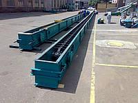 Скребковый транспортер от 12,5 до 175 т/час, фото 1