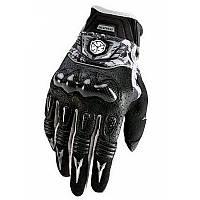 SCOYCO MX49 Gloves, Black, M Мотоперчатки текстильные с защитой, фото 1