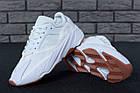 "Мужские кроссовки Adidas Yeezy Boost 700 ""Wave Runner"" White (в стиле Адидас Изи Буст 700) белые, фото 7"