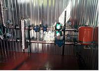 Модульная котельная на пеллетах 300кВт